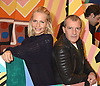 actress Poppy Delevingne and Antonio Banderas attend the National Geographic's &quot;Genius: Picasso&quot; at the unveiling of Genius: Studio Art Lab in New York City, New York, USA on April 19, 2018. <br /> <br /> photo by Robin Platzer/Twin Images<br />  <br /> phone number 212-935-0770