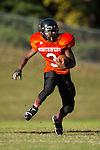 2014.10.08 - MSFB - Hickory Ridge vs Northwest Cabarrus - 7th Grade