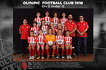 Olympic FC Under 12 Division 3 2018