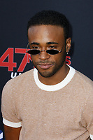Los Angeles, CA - AUG 13:  Khylin Rhambo attends the Los Angeles Premiere of '47 Meters Down: Uncaged' at Regal Village Theater on August 13 2019 in Los Angeles CA. Credit: CraSH/imageSPACE/MediaPunch