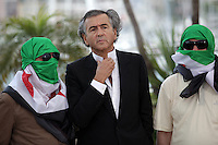 Bernard Henri Levy - 65th Cannes Film Festival