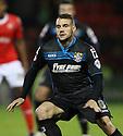 James Dunne of Stevenage<br />  - Crewe Alexandra v Stevenage - Sky Bet League One - Alexandra Stadium, Gresty Road, Crewe - 22nd October 2013. <br /> © Kevin Coleman 2013<br />  <br />  <br />  <br />  <br />  <br />  <br />  <br />  <br />  <br />  <br />  <br />  <br />  <br />  <br />  <br />  <br />  <br />  <br />  <br />  <br />  <br />  <br />  <br />  <br />  <br />  <br />  <br />  <br />  <br />  <br />  <br />  <br />  <br />  <br />  <br />  - Crewe Alexandra v Stevenage - Sky Bet League One - Alexandra Stadium, Gresty Road, Crewe - 22nd October 2013. <br /> © Kevin Coleman 2013