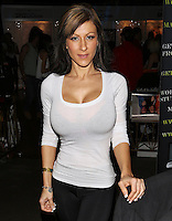 Tania Tapia at AVN Expo, <br /> Hard Rock Hotel, <br /> Las Vegas, NV, Friday January 17, 2014.