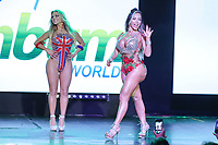 CIDADE DO MÉXICO, MÉXICO, 30.09.2019 - MISS-BUMBUM - Sheyla Mell  durante a final do concurso Miss Bumbum World na  ForoTotal Play na Cidade do México na capital mexicana nesta segunda-feira, 30.  (Foto: William Volcov/Brazil Photo Press)
