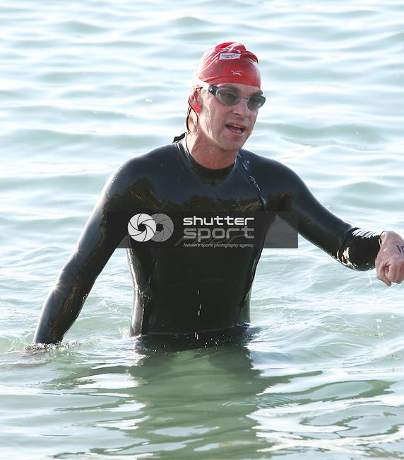 South Island Masters Games Sea SwimTuesday 20/10/11.Evan Barnes / Shuttersport