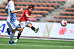 、 スウ/Chika Kato (Reds Ladies), <br /> JUNE 17, 2017 - Football / Soccer : <br /> Plenus Nadeshiko League Cup 2017 Division 1 <br /> match between Urawa Reds Ladies 0-0 Vegalta Sendai Ladies <br /> at Saitama Urawa Komaba Stadium in Saitama, Japan. <br /> (Photo by MATSUO.K/AFLO SPORT)