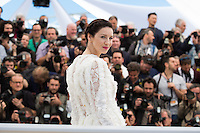 CAITRIONA BALFE - CANNES 2016 - PHOTOCALL DU FILM 'MONEY MONSTER'