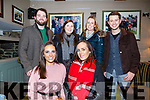 Brogan O'Sullivan from Tralee celebrating her birthday in the Brogue Inn on Saturday night<br /> Seated l to r: Brogan and Clodagh O'Sullivan.<br /> Back l to r: Jonathan and Keeleigh McKeogh, Rachel Waters and Sam Cooper.