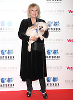 Jennifer Saunders at the Collars &amp; Coats Gala Ball 2018 at Battersea Evolution, Battersea Park, London on Thursday 1st November 2018<br /> CAP/JIL<br /> &copy;JIL/Capital Pictures