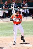 Adalberto Santos, Oregon State Beavers, playing against the Arizona State Sun Devils at Packard Stadium, Tempe, AZ - 05/23/2010.Photo by:  Bill Mitchell/Four Seam Images.