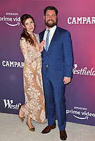 LOS ANGELES, CA. February 19, 2019: Robert Maxhimer & Rosie Maxhimer at the 2019 Costume Designers Guild Awards at the Beverly Hilton Hotel.<br /> Picture: Paul Smith/Featureflash
