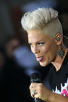 Pink Performs on NBC's Today Show