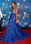 LOS ANGELES, CA. - February 12: Actress Eva Marcille arrives at the 40th NAACP Image Awards at the Shrine Auditorium on February 12, 2009 in Los Angeles, California.