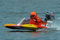 20-F   (Outboard Hydroplane)