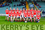 The West Kerry team who played St Brendans in the qualifier game in the Senior Football Championship game on Sunday.