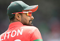 Liton Das (Bangladesh) during Pakistan vs Bangladesh, ICC World Cup Cricket at Lord's Cricket Ground on 5th July 2019