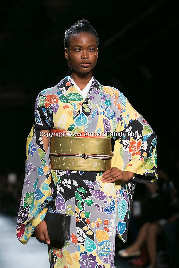 Hiromi Asai & Kimono Artisan Kyoto FW16