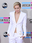 LOS ANGELES, CA - NOVEMBER 24: Miley Cyrus arrives at   The 2013 American Music Awards held at Nokia Live in Los Angeles, California on November 24,2013                                                                               © 2013 Hollywood Press Agency