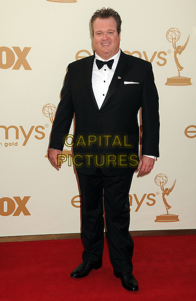 Eric Stonestreet.63rd Primetime Emmy Awards held at Nokia Theatre L.A. Live. Los Angeles, California, USA. .18th September 2011.emmys full length white bow tie black tuxedo  .CAP/ADM/BP.©Byron Purvis/AdMedia/Capital Pictures.
