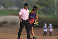 Pablo Larrazabal (ESP) on the 3rd during Round 2 of the Omega Dubai Desert Classic, Emirates Golf Club, Dubai,  United Arab Emirates. 25/01/2019<br /> Picture: Golffile | Thos Caffrey<br /> <br /> <br /> All photo usage must carry mandatory copyright credit (© Golffile | Thos Caffrey)