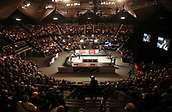 3rd February 2019, Berlin, Germany; Snooker Berlin German Masters in Tempodrom;  Final Kyren Wilson, David Gilbert