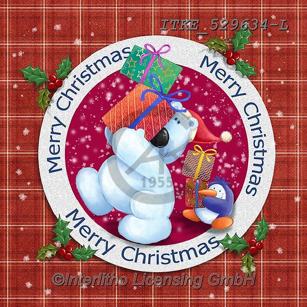 Isabella, NAPKINS, SERVIETTEN, SERVILLETAS, Christmas Santa, Snowman, Weihnachtsmänner, Schneemänner, Papá Noel, muñecos de nieve, paintings+++++,ITKE529634-L,#SV#,#X#