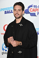 G-Eazy<br /> in the press room for the Capital Summertime Ball 2018 at Wembley Arena, London<br /> <br /> ©Ash Knotek  D3407  09/06/2018