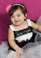 Emmalyn - August 2012 - One Year Old..