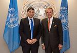 Israel Ambassador to UN
