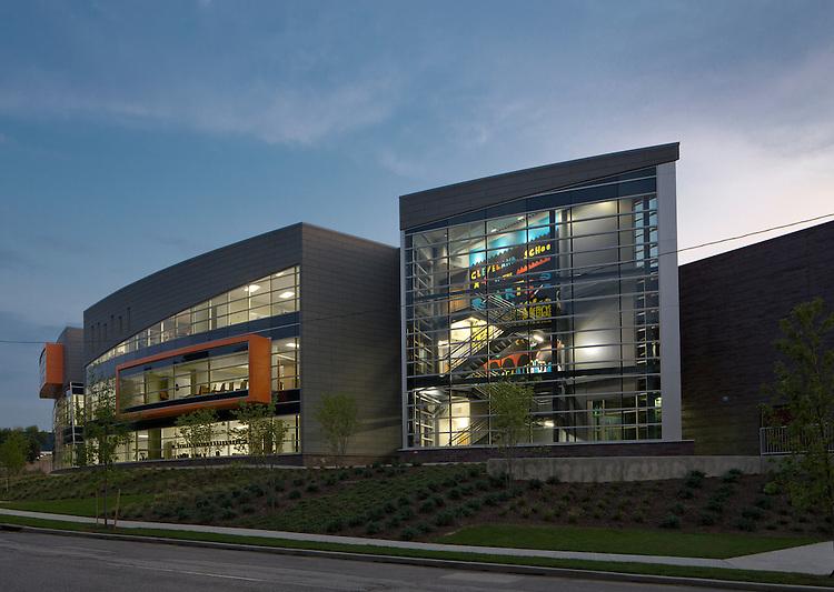 Cleveland School of the Arts | Moody Nolan