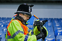 video surveillance by trained police officers