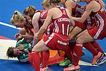 England v The Netherlands - Women - Gold Medal Match