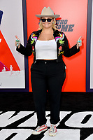 Elle King at the world premiere for &quot;The Spy Who Dumped Me&quot; at the Fox Village Theatre, Los Angeles, USA 25 July 2018<br /> Picture: Paul Smith/Featureflash/SilverHub 0208 004 5359 sales@silverhubmedia.com