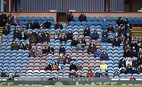 Plenty of empty seats amongst the Burnley fans at Turf Moor<br /> <br /> Photographer Rich Linley/CameraSport<br /> <br /> Emirates FA Cup Third Round - Burnley v Barnsley - Saturday 5th January 2019 - Turf Moor - Burnley<br />  <br /> World Copyright &copy; 2019 CameraSport. All rights reserved. 43 Linden Ave. Countesthorpe. Leicester. England. LE8 5PG - Tel: +44 (0) 116 277 4147 - admin@camerasport.com - www.camerasport.com