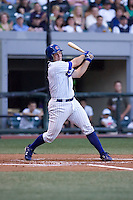 July 15, 2009: Iowa Cubs' Chris Robinson at-bat during the 2009 Triple-A All-Star Game at PGE Park in Portland, Oregon.
