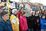 Rustlings Road Tree Protest - Sheffield 2016