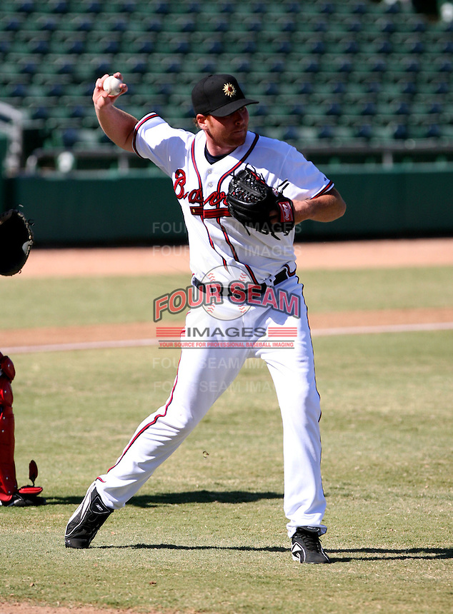 Tommy Hanson / Mesa Solar Sox 2008 Arizona Fall League..Photo by:  Bill Mitchell/Four Seam Images