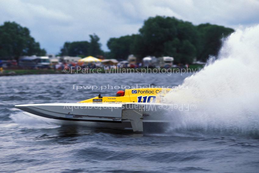 Fred Rodo, GP-110, Kansas 1994