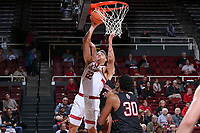 Stanford Basketball M vs Northeastern, November 17, 2017