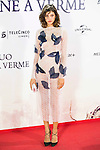 """Marta Ortiz during the premiere of the spanish film """"Un Monstruo Viene a Verme"""" of J.A. Bayona at Teatro Real in Madrid. September 26, 2016. (ALTERPHOTOS/Borja B.Hojas)"""