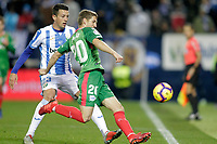 CD Leganes' and Deportivo Alaves'  during La Liga match. November 23,2018. (ALTERPHOTOS/Alconada) /NortePhoto.com