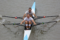 Crew: 417   WLT-GROOM    Walton Rowing Club    Op MasD/E 2x Champ <br /> <br /> Pairs Head 2017<br /> <br /> To purchase this photo, or to see pricing information for Prints and Downloads, click the blue 'Add to Cart' button at the top-right of the page.