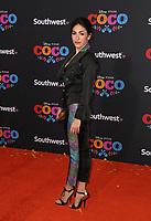 HOLLYWOOD, CA - NOVEMBER 8: Alanna Ubach, at The U.S. Premiere of Disney-Pixar's 'Coco' at the El Capitan Theatre in Hollywood, California on November 8, 2017. Credit: Faye Sadou/MediaPunch
