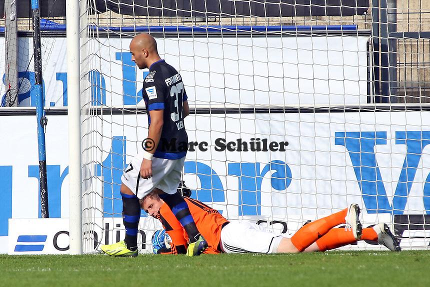 - FSV Frankfurt vs. VfR Aalen, Frankfurter Volksbank Stadion