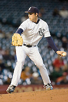Evers, Matt 4000 (Andrew Woolley).jpg. NCAA baseball, Houston College Classic. Baylor Bears vs Rice Owls. Minute Maid Park. March 1st, 2009 in Houston, Texas. Photo by Andrew Woolley.