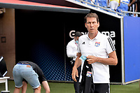 4th July 2020; Lyon, France; French League 1 friendly due to the Covid-19 pandemic forced league ending;  Rudi Garcia (coach of  lyon)