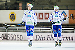Stockholm 2014-12-02 Bandy Elitserien Hammarby IF - IFK V&auml;nersborg :  <br /> V&auml;nersborgs Johan Koch och Christoffer Fagerstr&ouml;m deppar under matchen mellan Hammarby IF och IFK V&auml;nersborg <br /> (Foto: Kenta J&ouml;nsson) Nyckelord:  Elitserien Bandy Zinkensdamms IP Zinkensdamm Zinken Hammarby Bajen HIF IFK V&auml;nersborg depp besviken besvikelse sorg ledsen deppig nedst&auml;md uppgiven sad disappointment disappointed dejected
