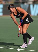 Tessa Jopp. Pro League Hockey, Vantage Blacksticks Women v Australia, ANZAC Hockey test. North Harbour Hockey Stadium, Auckland, New Zealand. Thursday 25 April 2019. Photo: Simon Watts/Hockey NZ