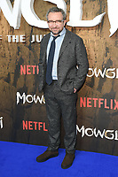 "Eddie Marsan<br /> arriving for the""Mowgli: Legend of the Jungle"" premiere at the Curzon Mayfair, London<br /> <br /> ©Ash Knotek  D3464  04/12/2018"
