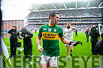 Bryan Sheehan, Kerry players after defeating Tyrone in the All Ireland Semi Final at Croke Park on Sunday.